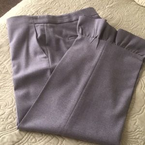 New Banana Republic size 10 washable Logan pants